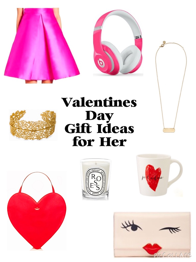 Valentine 39 s day gift ideas for her for Valentines delivery gifts for her